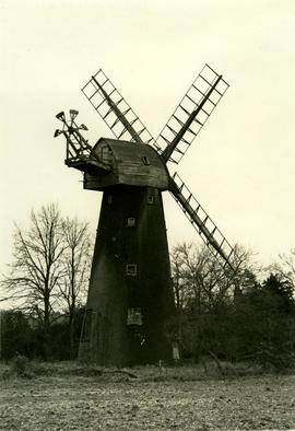 Tower mill, Shirley, Surrey