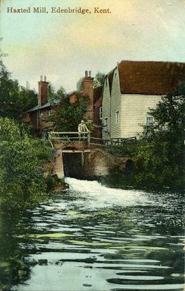 Haxted Mill, Edenbridge, Kent