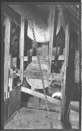 Sack hoist, Blackboys Mill, Framfield