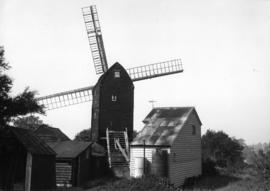 Mount Ephraim Mill, Ash, with outbuildings