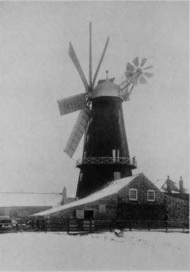Pocklington's Mill, Heckington