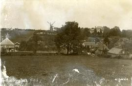 Jarvis's Mill, Doddington, in distance