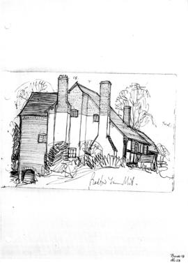 Badford Farm watermill, Herefs. Bk 19, no 25.