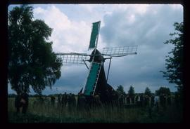 Norman's Mill, Wicken Fen, in working order