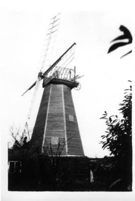 West Kingsdown Mill, Kent