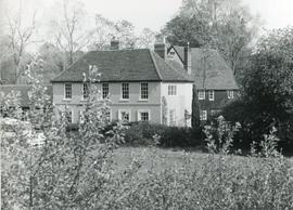 Cobbold's Mill, Monks Eleigh, and house