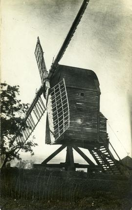 Unidentified mill