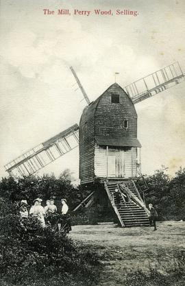 The Mill, Perry Wood, Selling