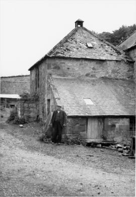 Twizel Mill, Cornhill-on-Tweed, with Miller