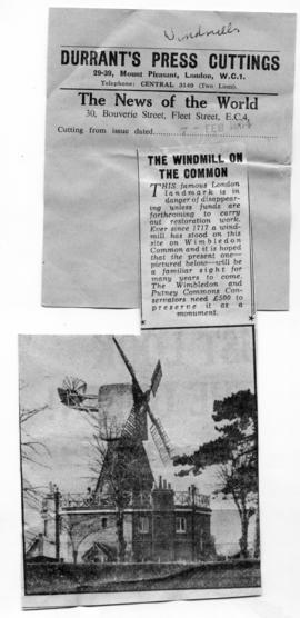 """The Windmill on the Common"""