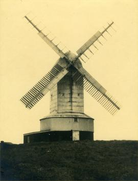 New Mill, Cross in Hand, with four sweeps