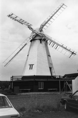 White Mill, Sandwich, restored