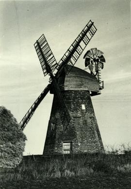 Gibraltar tower mill, Great Bardfield, Essex