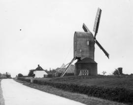 Post mill, High Halden, in a good condition