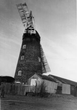 Bilingford towermill, Norfolk