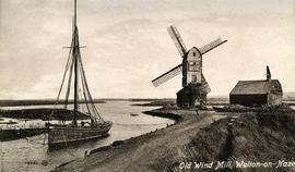 Old Wind Mill, Walton - On - Naze