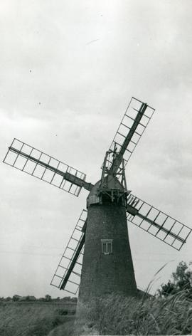 High's Mill, Potter Heigham, in fairly good condition