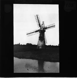 Thurne Mill, River Thurne, Norfolk