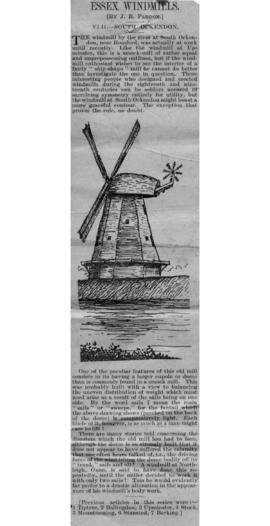 """VIII. Barking Windmill"""