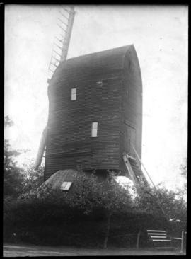 Hollow-post mill, Mitcham Common