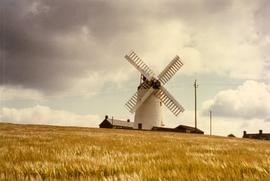 Photograph of Ballycopeland Windmill, Down, Ireland