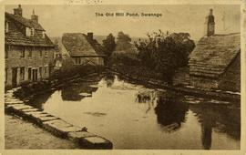 The Old Mill Pond, Swanage