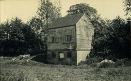 Watermill, Pounsley, an empty shell