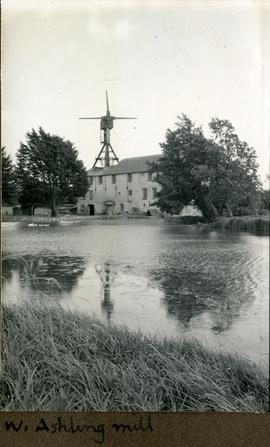 West Ashling mill