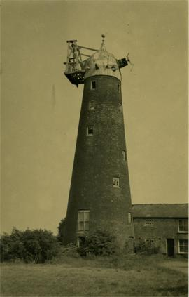 Tower mill, Stoke Ferry