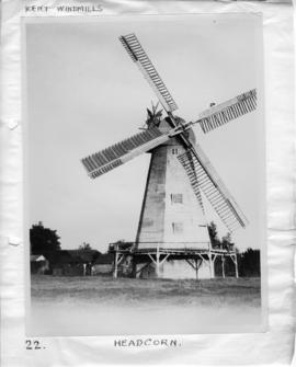 White Mill, Headcorn, in working order