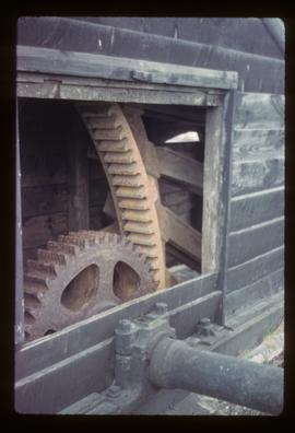 Scoop wheel, High Mill, Berney Arms