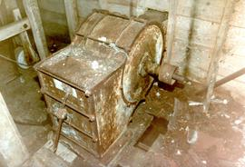 Exhaust Fan, Hall Mill, Hilborough