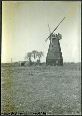 Milton Regis mill, 19 April '54 (n.2)