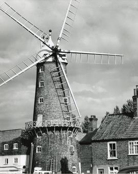 Maude Foster Mill Boston Lincs.