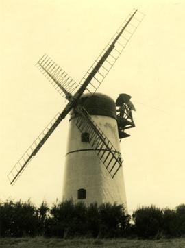 Nyetimber tower mill, Pagham, Sussex