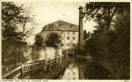 Dartford, Old Mill and Vicarage Path