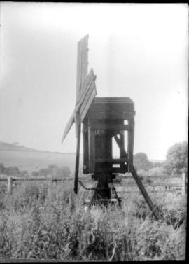 Hollow-post mill, Glynde