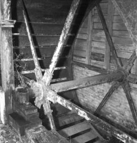 Waterwheel, Charborough Park Wheel, Charborough