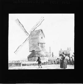 Post mill, Wandsworth