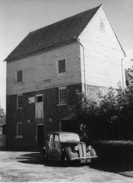 Evegate Mill, Smeeth