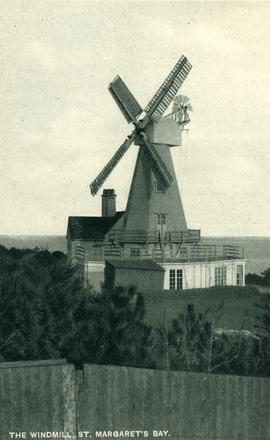 The Windmill, St. Margaret's Bay