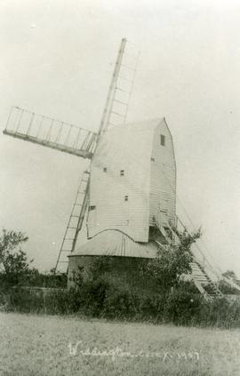 Post Mill, Widdington, Essex