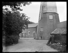 Chesterton Mill, Granary and Mill Office