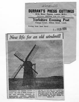 """New life for an old windmill"""