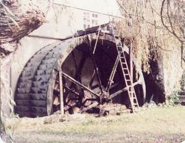 Waterwheel, Upper Crisbrook Mill, Maidstone