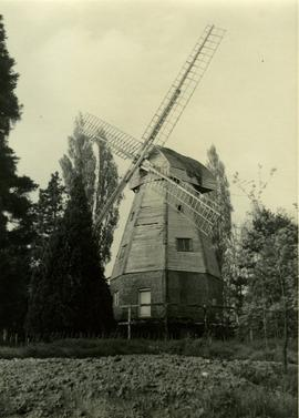 Smock mill, Hildenborough, Kent