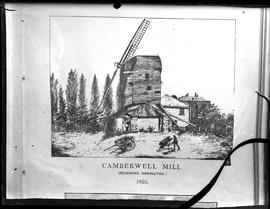 Photograph of illustration, Freeman's Mill, Camberwell