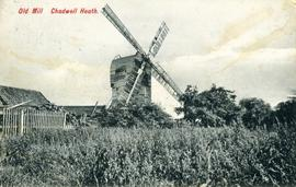 Chadwell Heath Mill