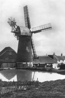 Pratt's Mill, Crowborough, in working order