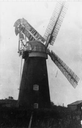 Tower mill, Blundeston